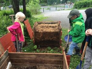 kompostiskikt