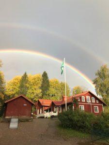 skolan regnbåge