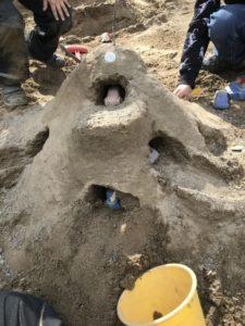 sandbygge